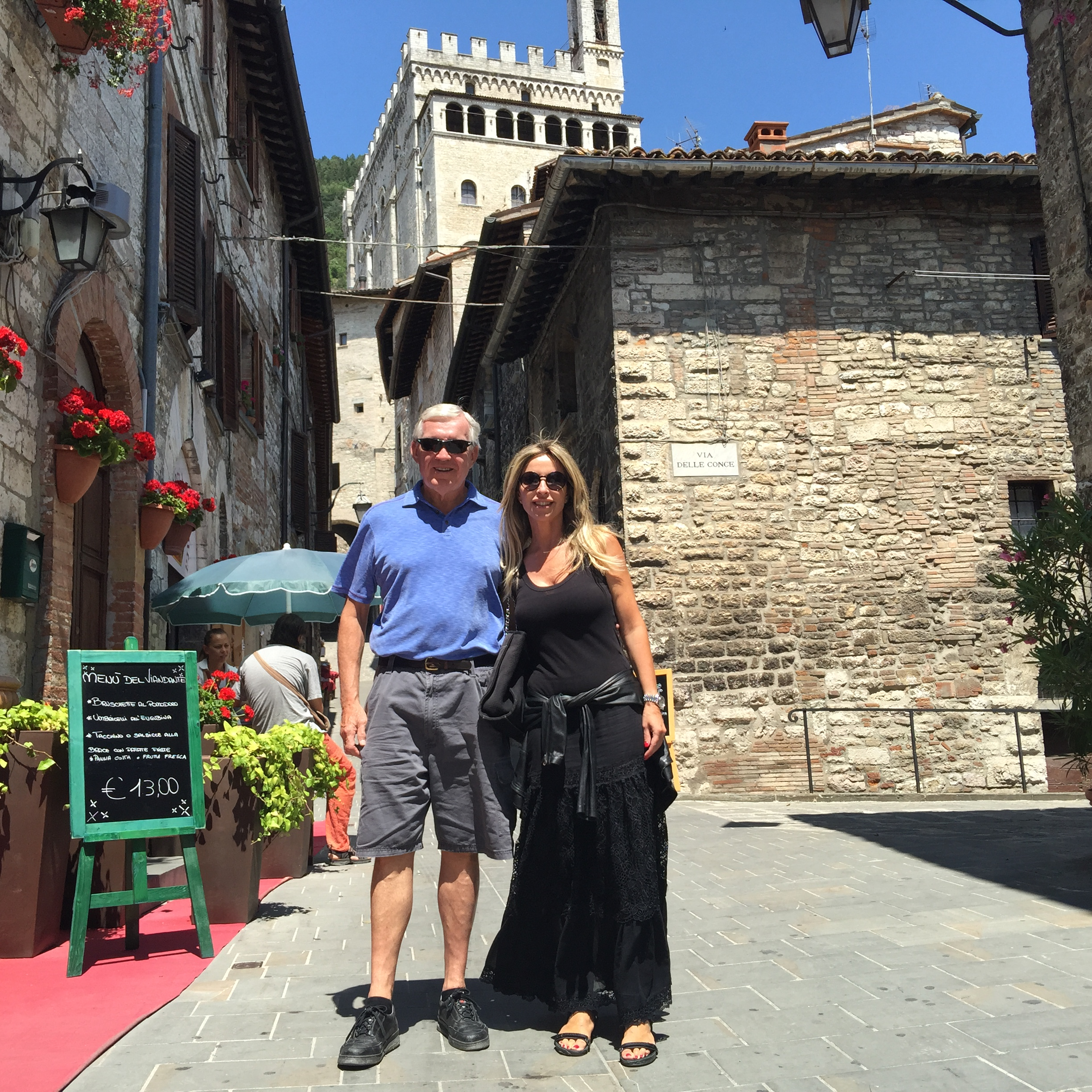 guided tours assisi umbria licensed tour guide